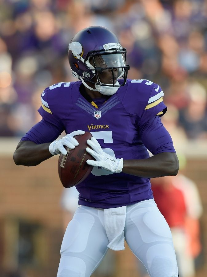 Teddy Bridgewater, Minnesota Vikings
