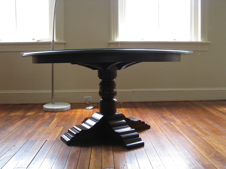 Table By Thomas A. Johnson Of Thomas A. Johnson Furniture Company  Visit Us