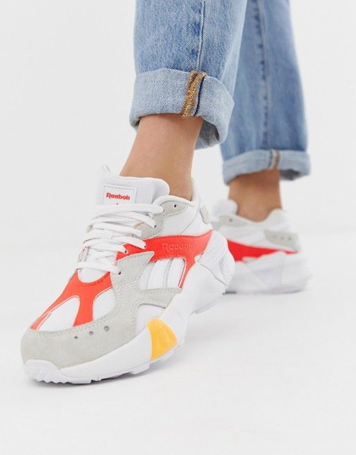 20a505e0 Reebok Aztrek Double x Gigi Hadid | shoes in 2019 | Gigi hadid ...