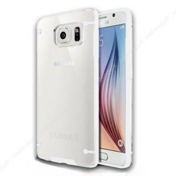 Samsung Galaxy S6 Lüks Beyaz Plastik Bumper Kılıf http://www.telefongiydir.com.tr/samsung-galaxy-s6-luks-beyaz-plastik-bumper-kilif-urun3854.html