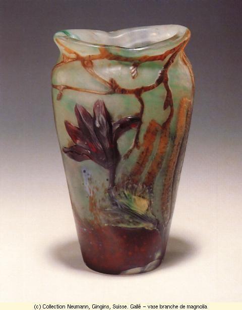 83 best gall daum images on pinterest glass vase - Branche deco vase ...