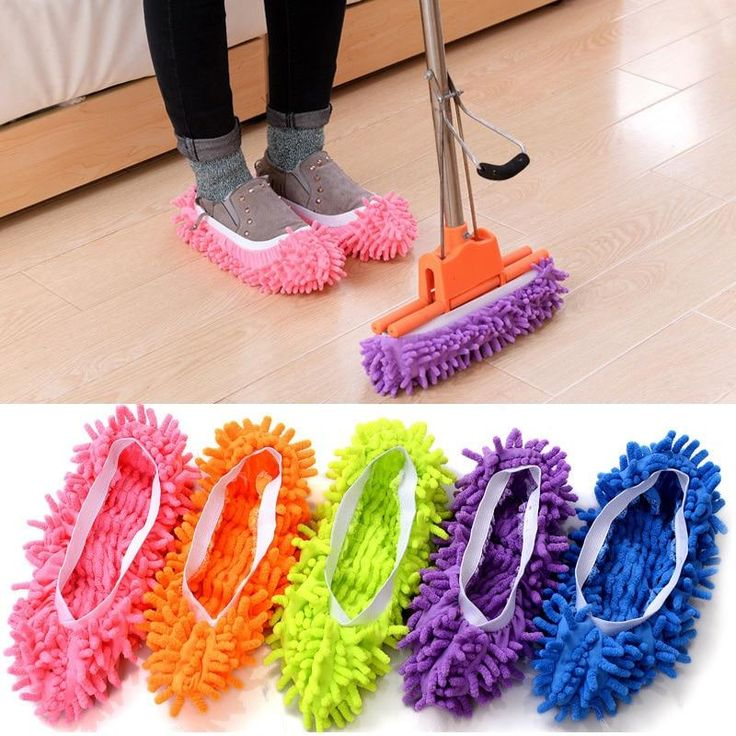 Lazy Shoes Cover Mop Window Cleaner Cleaning dust, Cleaning