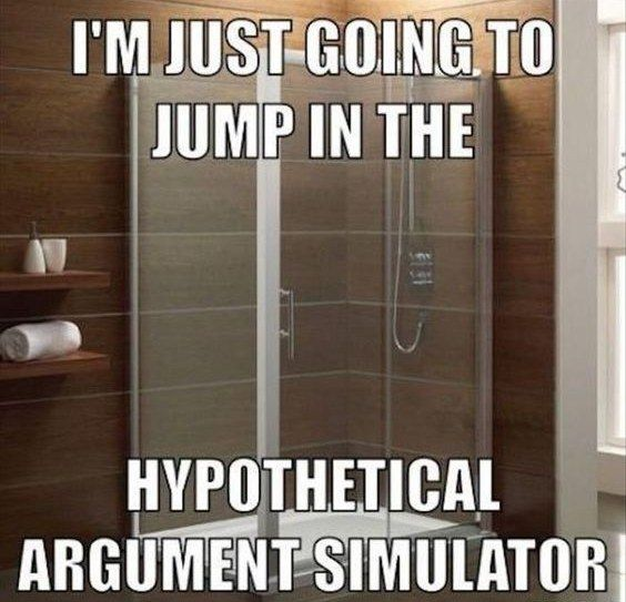 The Hypothetical Argument Simulator http://ift.tt/2mcwaYH