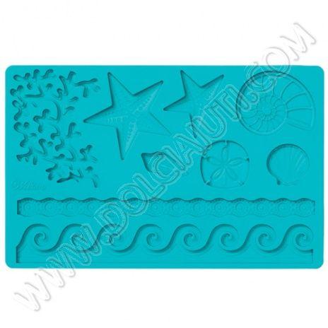 Stampo in silicone Fauna Marina // Sea life silicone Mould