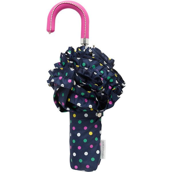 Forever New Dori Dot Umbrella (1.155 RUB) ❤ liked on Polyvore featuring accessories, umbrellas, umbrella, navy multi, polka dots, dot umbrella, polka dot umbrella, multi colored umbrellas, navy umbrella and colorful umbrellas