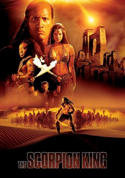 The Scorpion King 2002 Hindi Dubbed Dual Audio 720p BRRip 700MB Download Movie