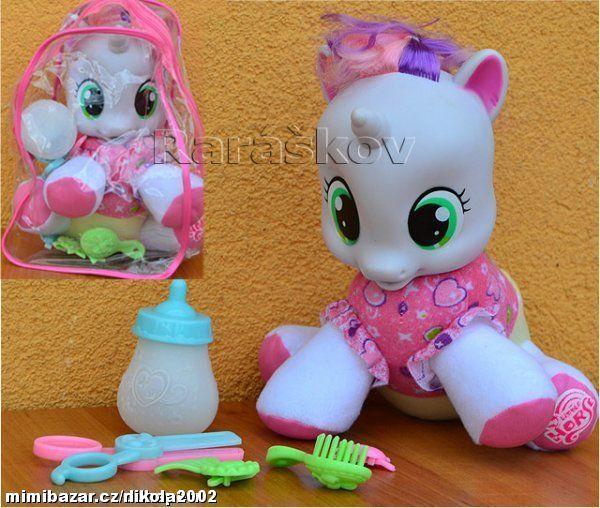 Prodám - My little Pony s batůžkem jednorožec Sweetie Bell, Kolín | Mimibazar.cz