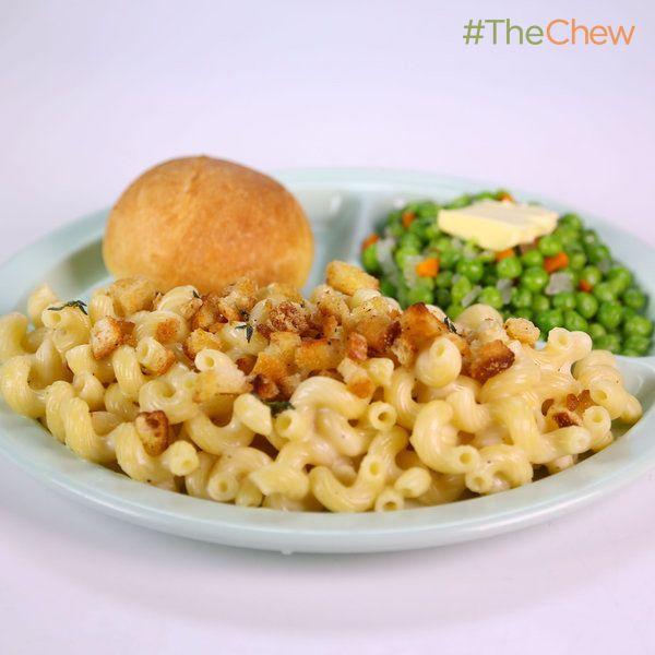 Carla Hall's Show Stopping Mac n Cheese #TheChew