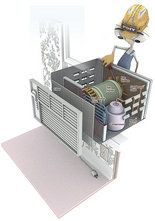 best 25 window air conditioner ideas on pinterest air conditioners home ac units and non. Black Bedroom Furniture Sets. Home Design Ideas