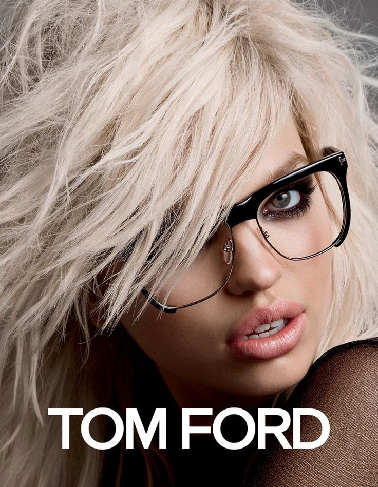 After seeing a very blonde preview earlier this week, Tom Ford has released its spring-summer 2015 campaign in full. The images star Binx Walton and Daphne Groeneveld in Ford's rock and roll, glamorous designs. The pair wear matching shaggy hairstyles for the eyewear and ready-to-wear lines photographed by Inez and Vinoodh.