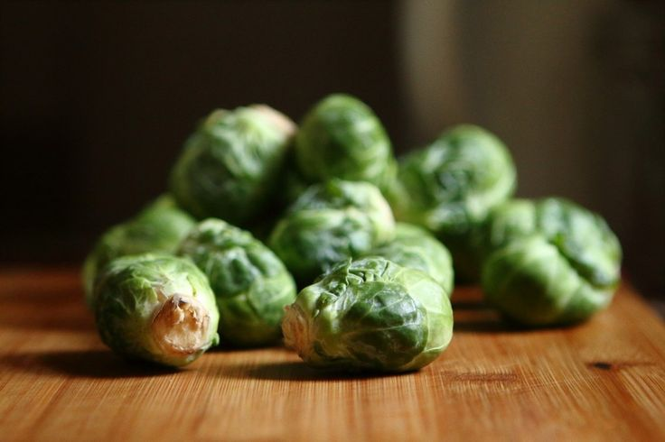 #Brussels Sprouts : 21 Iron Rich Foods For Vegetarians and Vegans | TOAT