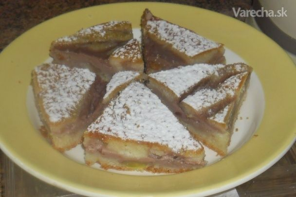 Hrnčekový koláč s jogurtom - Recept
