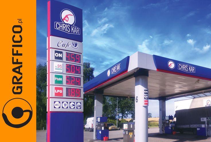 pylon cenowy, pylony cenowe, wieża cenowa wyświetlacze cenowe, oznakowanie stacji paliw, modernizacja stacji paliw, , wystrój reklamowy stacji paliw, pylon cenowy, pylony cenowe, pylon reklamowy dla stacji paliw, reklama dla stacji paliw, reklamy dla stacji paliw, Graffico, petrol stations, gas stations, oil stations, pylon signs, pylon signage, illuminated signage, freestanding signs, branding rebranding, signage manufacturer,  branding rebranding of oil stations, signage manufacturer,