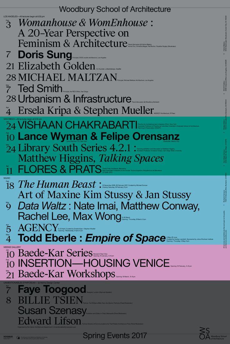 Poster via architecture.woodbury.edu.