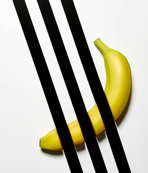DEVIDED Banana Still Life