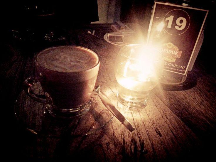 Kopi duk coffee and restaurant