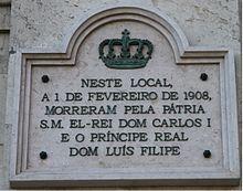 Regicídio - Terreiro do Paço - Lisboa 1.jpg