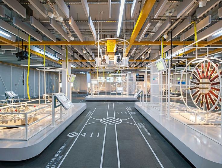 Chrome Web Lab, London Science Museum