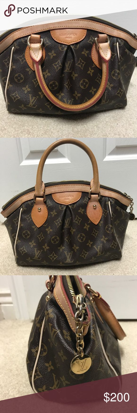 Louis Vuitton Tivoli PM LV inspired. Carried lightly. Real leather beginning to oxidize. AAA quality. Bags Satchels