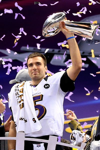 Baltimore Ravens win Super Bowl XLVII – in pictures