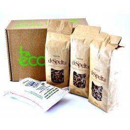 Lote pasta de espelta y arroz ecológicos http://bit.ly/1j2Pu0Z #pastaespelta #arrozecológico #candidiasis