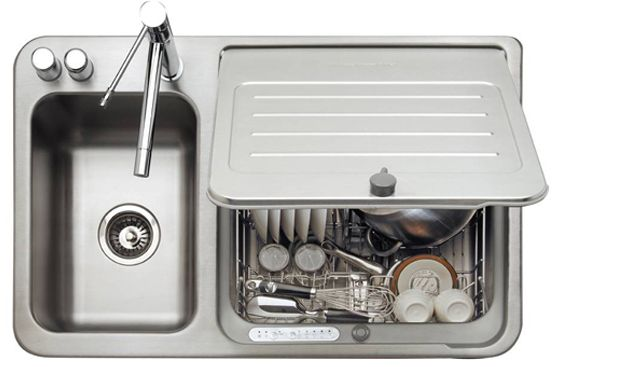 Insink : KITCHENAID KDIX 8810 IN-SINK DISHWASHER - I think this is what my ...