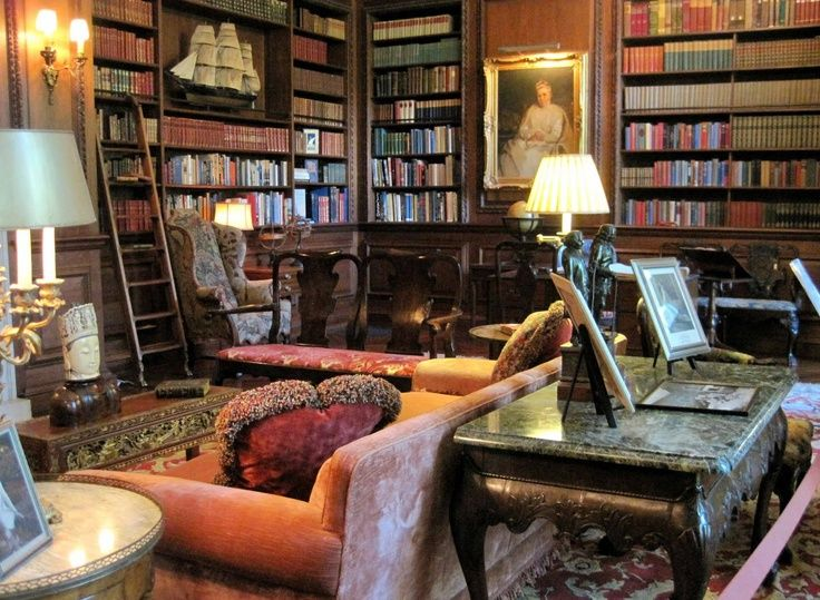 Old English Library Decor 93 best home library images on pinterest | books, home libraries