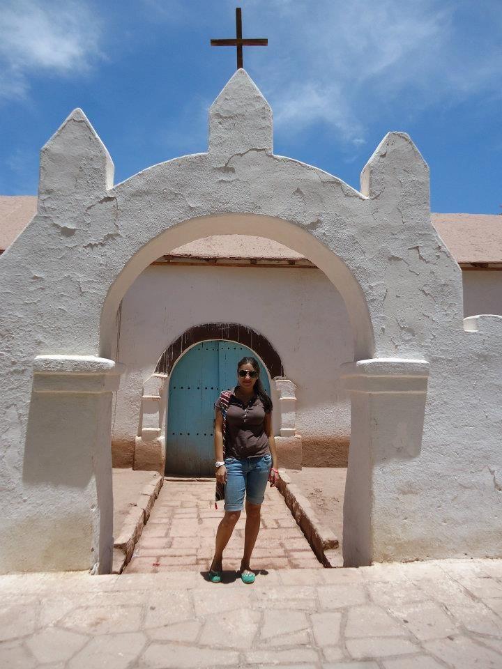 Iglesia de San Pedro en San Pedro de Atacama, Antofagasta