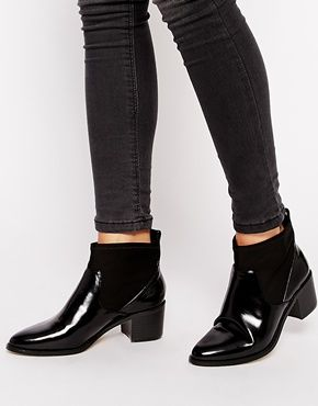 Enlarge ASOS RED CARPET Ankle Boots
