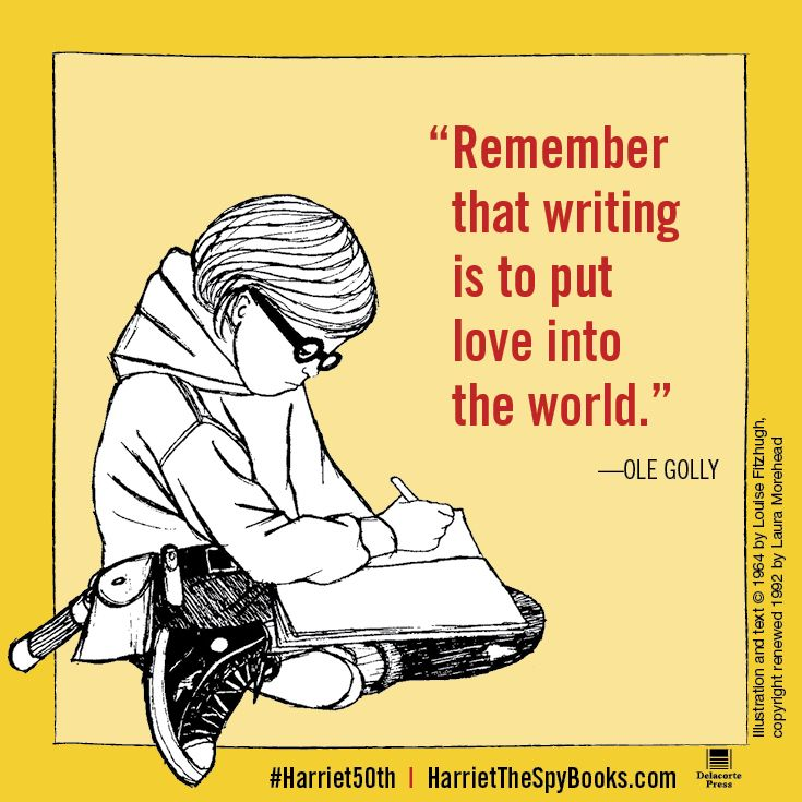 17 Best Ideas About Harriet The Spy On Pinterest