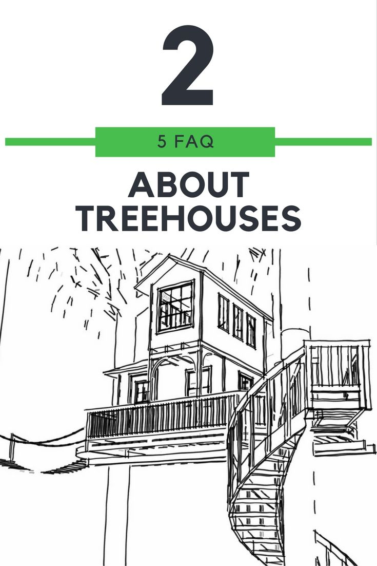 43 best Treehouse features images on Pinterest | Baumhäuser ...