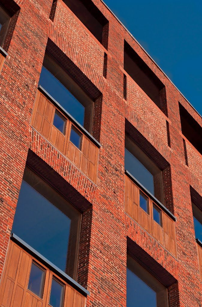 Phillips Exeter Library, by Louis Kahn, Architect