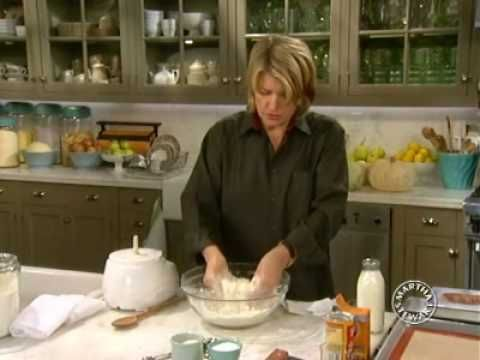 The Best-Ever Buttermilk Biscuit Recipe is by Martha Stewart