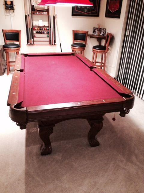 best 25  slate pool table ideas on pinterest