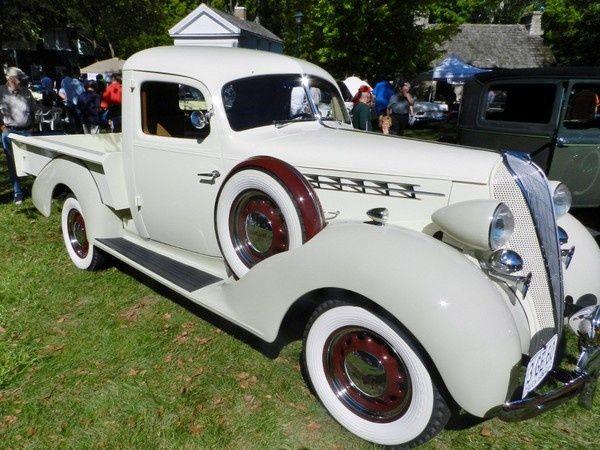 1936 Hudson Terraplane Pickup