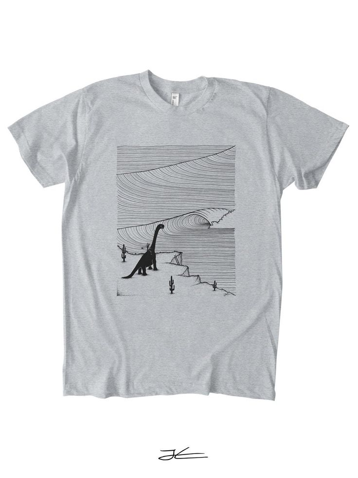 Surf Check T-Shirt