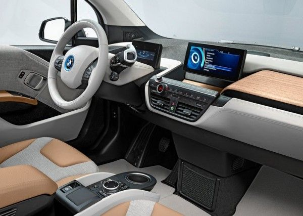 2014 BMW i3 Interior Innovation 600x427 2014 BMW i3 Review Details