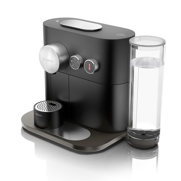 Amazon.de: Krups Nespresso XN6008 Kapselmaschine Expert, Thermoblock-Heizsystem, 19 Bar, schwarz