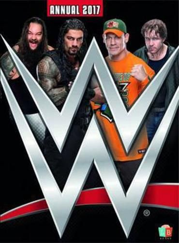 WWE Annual 2017