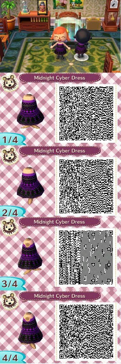 Midnight Cyber Dress ~Created by Ashley~