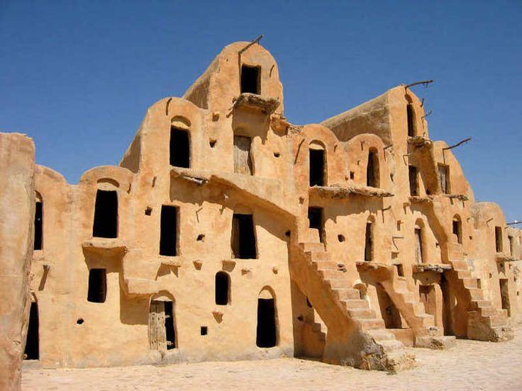 #Tataouine ► Tunisie Autrement