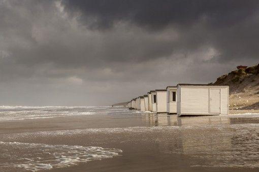 Strandhuse ved Blokhus - Foto Factory