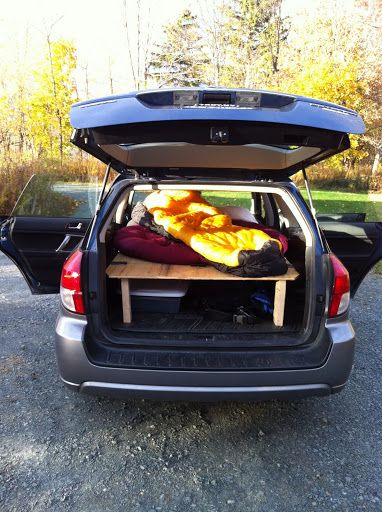 26 best Ultimate car camping & DIY gear images on ...
