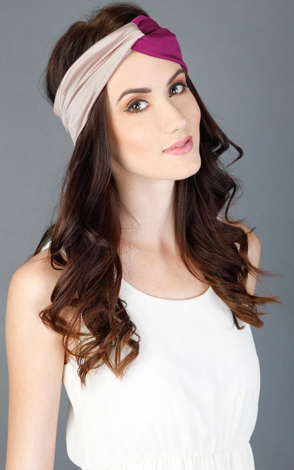 two tone knotted headband: Knot Headbands, Etsy Ideas, Tones Knot, Festivals Chic, Crafts Ideas, Hair Accessoir, Knotted Headband, Two Tones, Big Bows