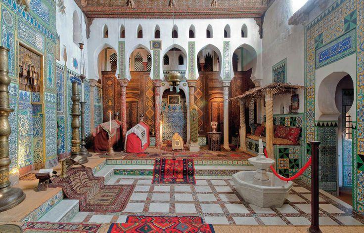 Mosque - La Maison de l'écrivain Pierre Loti, Rochefort