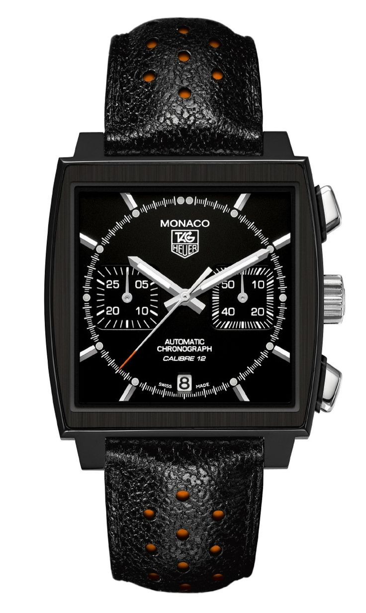 TAG Heuer Monaco Full Black ACM