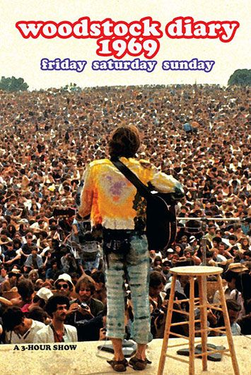 pictures from woodstock 1969 | Various - Woodstock Diary 1969: Friday Saturday Sunday - Paris DJs