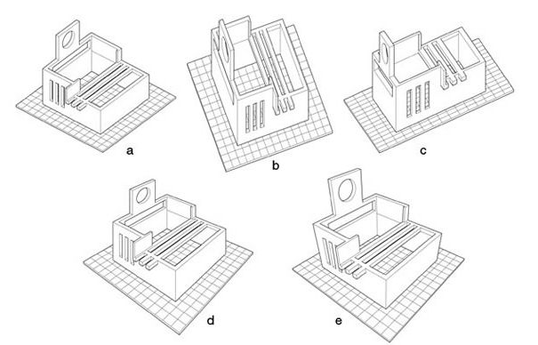 axonometric angles