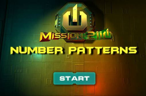 ONLINE RESOURCE~  Use your number pattern know-how to crack the Mission 2110 codes.