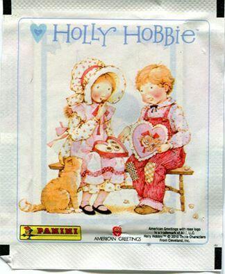 Figurine Panini Holly Hobby